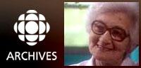 Archives de Radio-Canada et Léa Roback