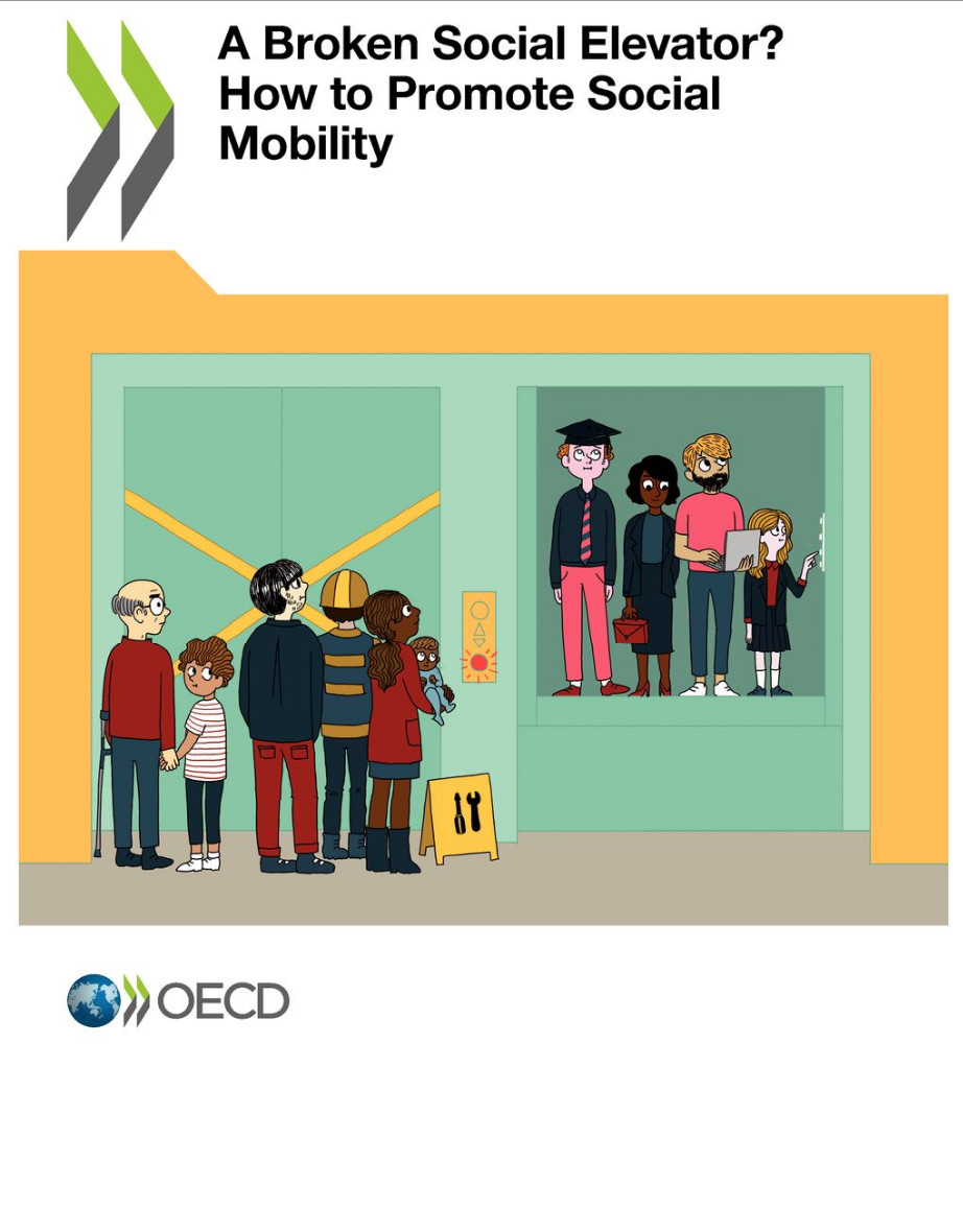 A Broken Social Elevator? How to Promote Social Mobility Cover
