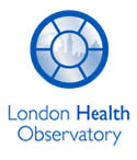 London Health Observatroy Logo