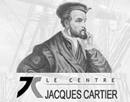 Le Centre Jacques-Cartier logo