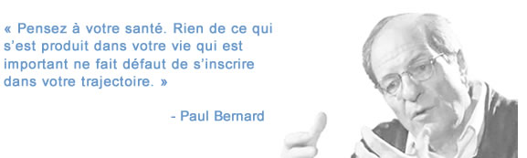 Citation Paul Bernard