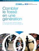Rapport de la Commission sur les déterminants sociaux de la santé cover français