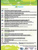 Programme LES VILLES ET L'ADAPTATION AU CHANGEMENT CLIMATIQUE