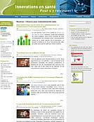 Page Web HINNOVIC